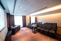 Sofitel - Layout conference rooms